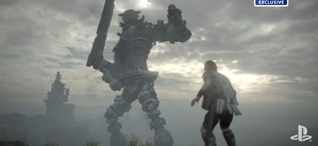 E3 2017: PlayStation Conference – Shadow of the Colossus is getting a remake for 2018!