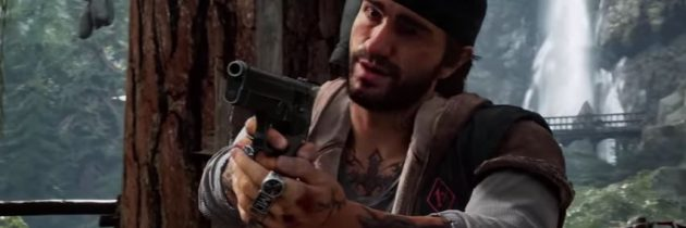 E3 2017: PlayStation Conference – Days Gone shows off new gameplay!