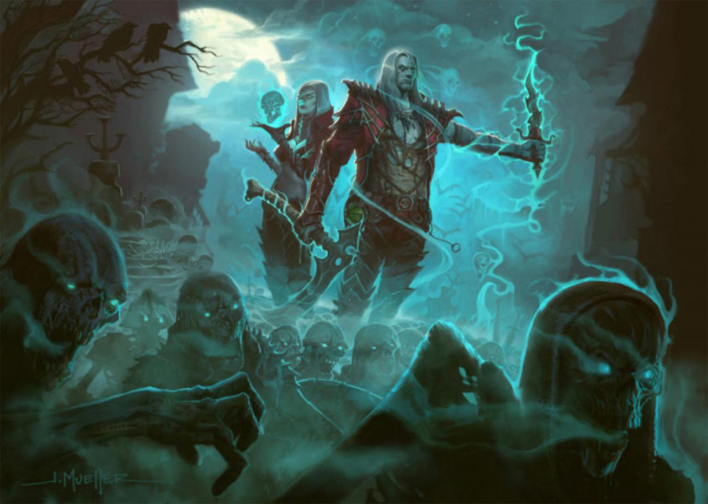 Rise Of The Necromancer Arrives Next Week