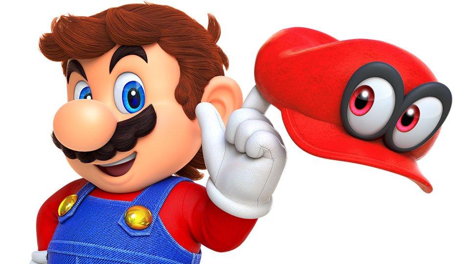 E3 2017: Super Mario Odyssey coming October 27