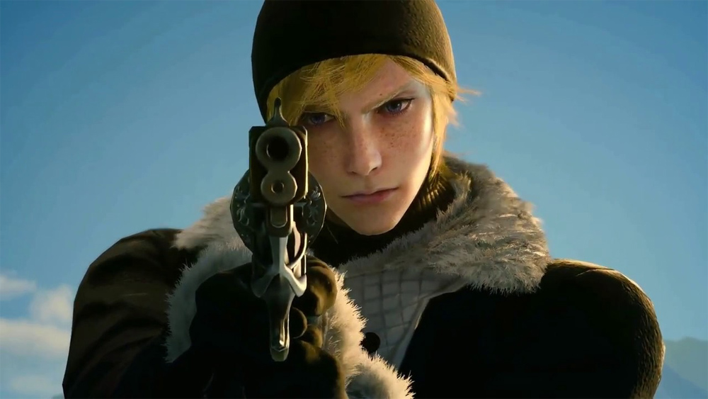 Guest composer trailer for Final Fantasy 15's Episode Prompto
