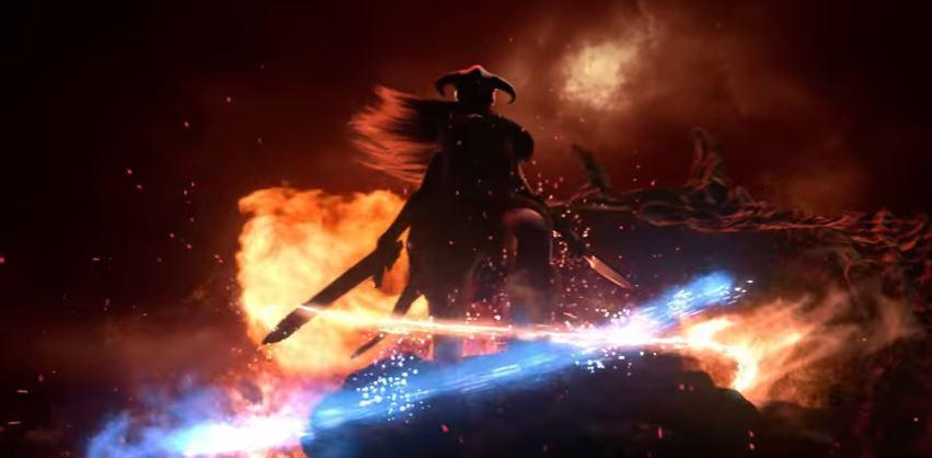 E3 2017 – Bethesda Land – Elder Scrolls Legends getting a new expansion – Heroes of Skyrim