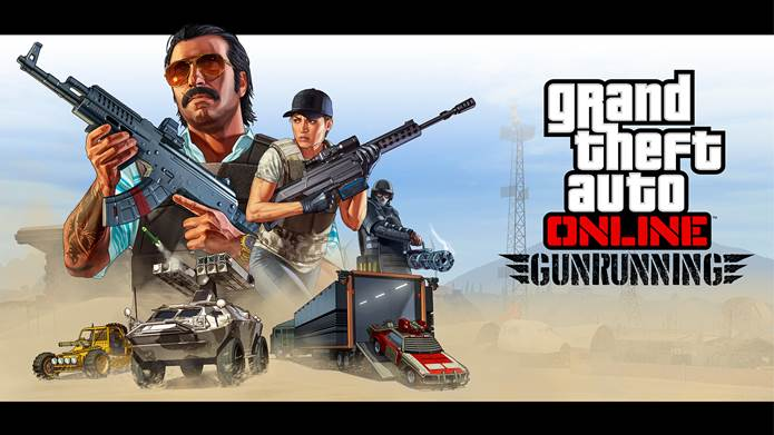 GTA 5's Gunrunning Update Will Arrive Next Week