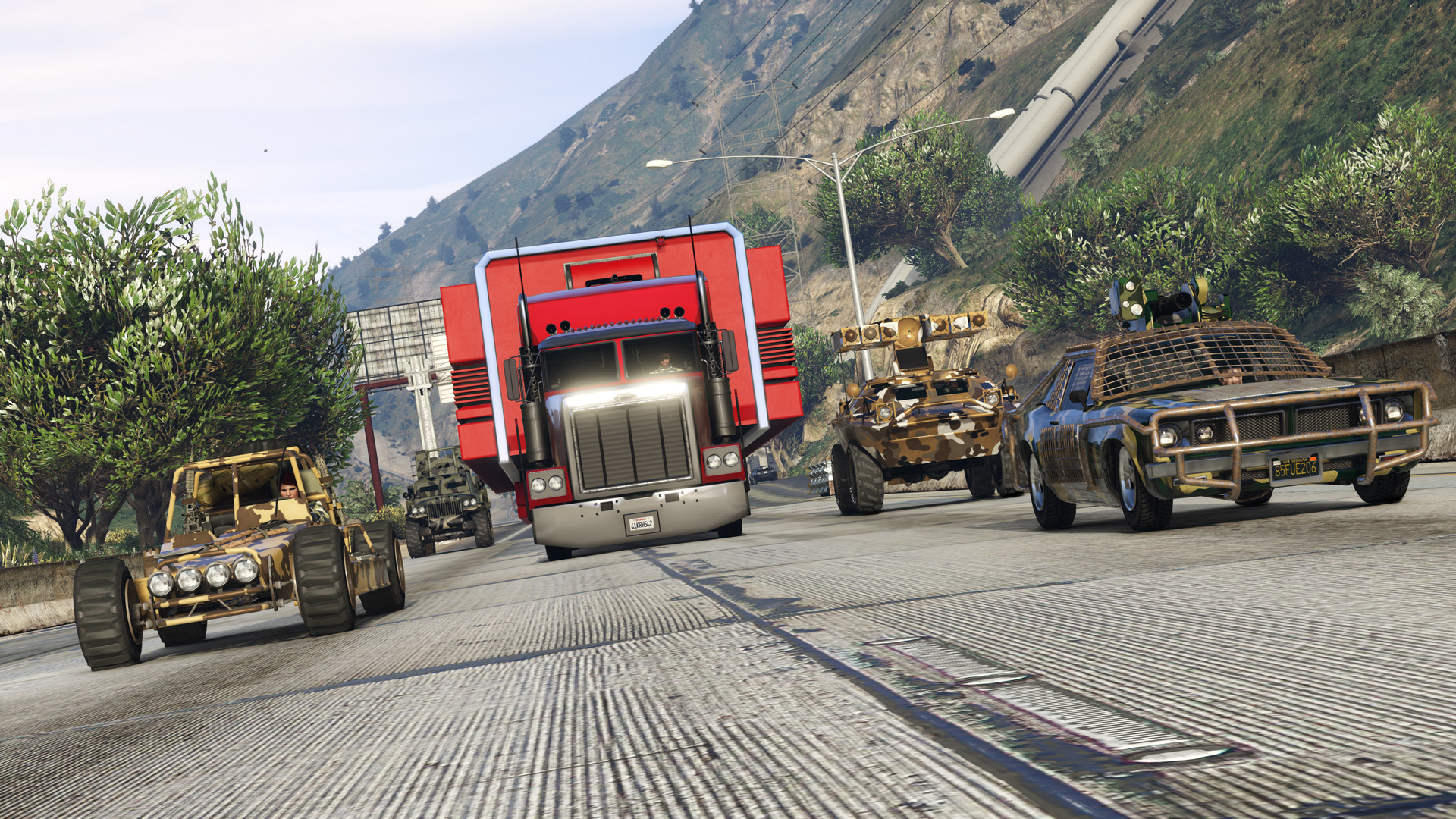 What You Need to Know About GTA 5's Gunrunners Update
