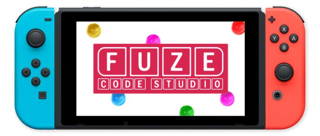Fuze will let you make your own games on the Nintendo Switch pretty soon