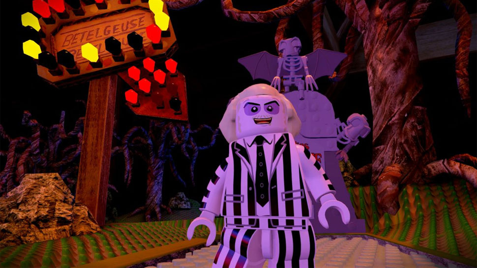 New LEGO Dimensions Content Announced For September