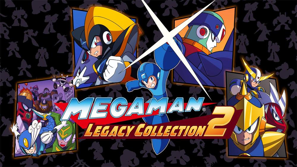 Capcom Announces Mega Man Legacy Collection 2