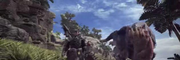 E3 2017: PlayStation Conference – Monster Hunter World Arrives in 2018