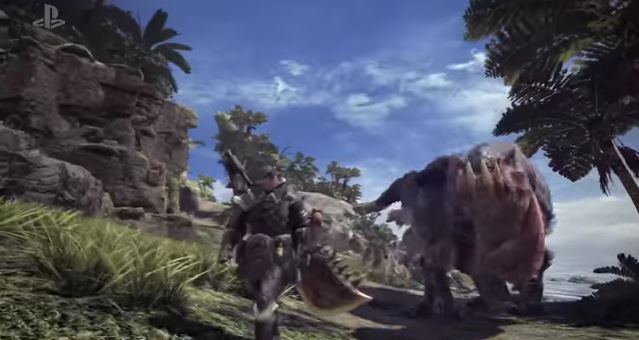 E3 2017: PlayStation Conference – Monster Hunter World Arrives in 2018