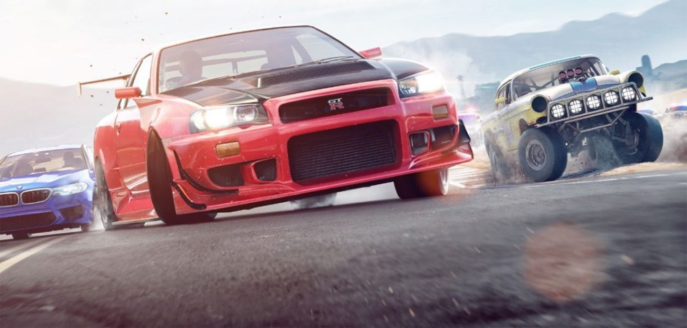 Need For Speed Is Back