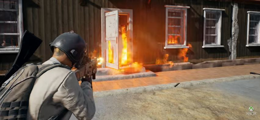 E3 2017: PlayerUnknown's Battlegrounds Launch Exclusive to Xbox One X