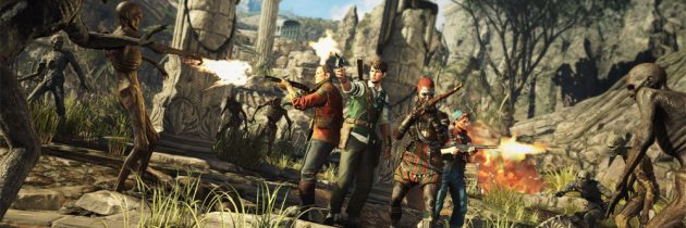 The True History of the Strange Brigade is coming January 2018