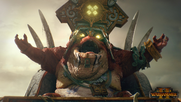 First Look At Total War: Warhammer 2's Campaign