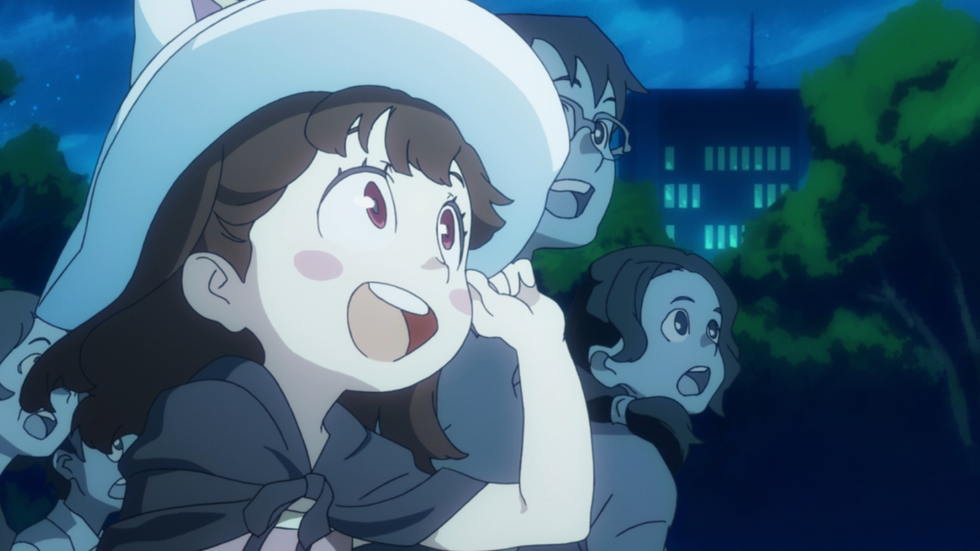 Little Witch Academia's Heading to Europe