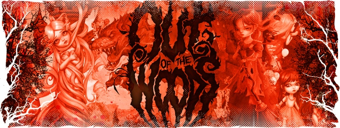 American McGee Introduces Out of the Woods
