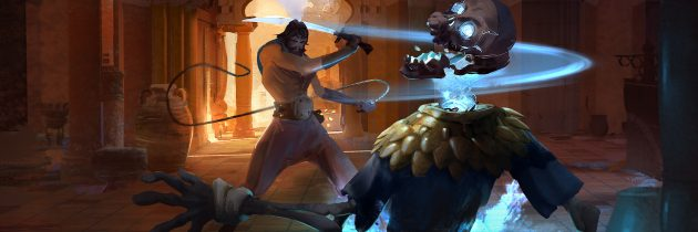 Ex-Bioshock Devs Announce City of Brass