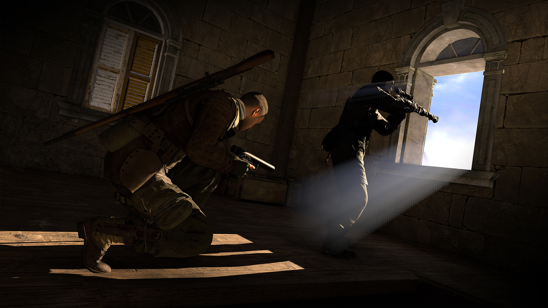 Additional Sniper Elite 4 Content Drops Next Week