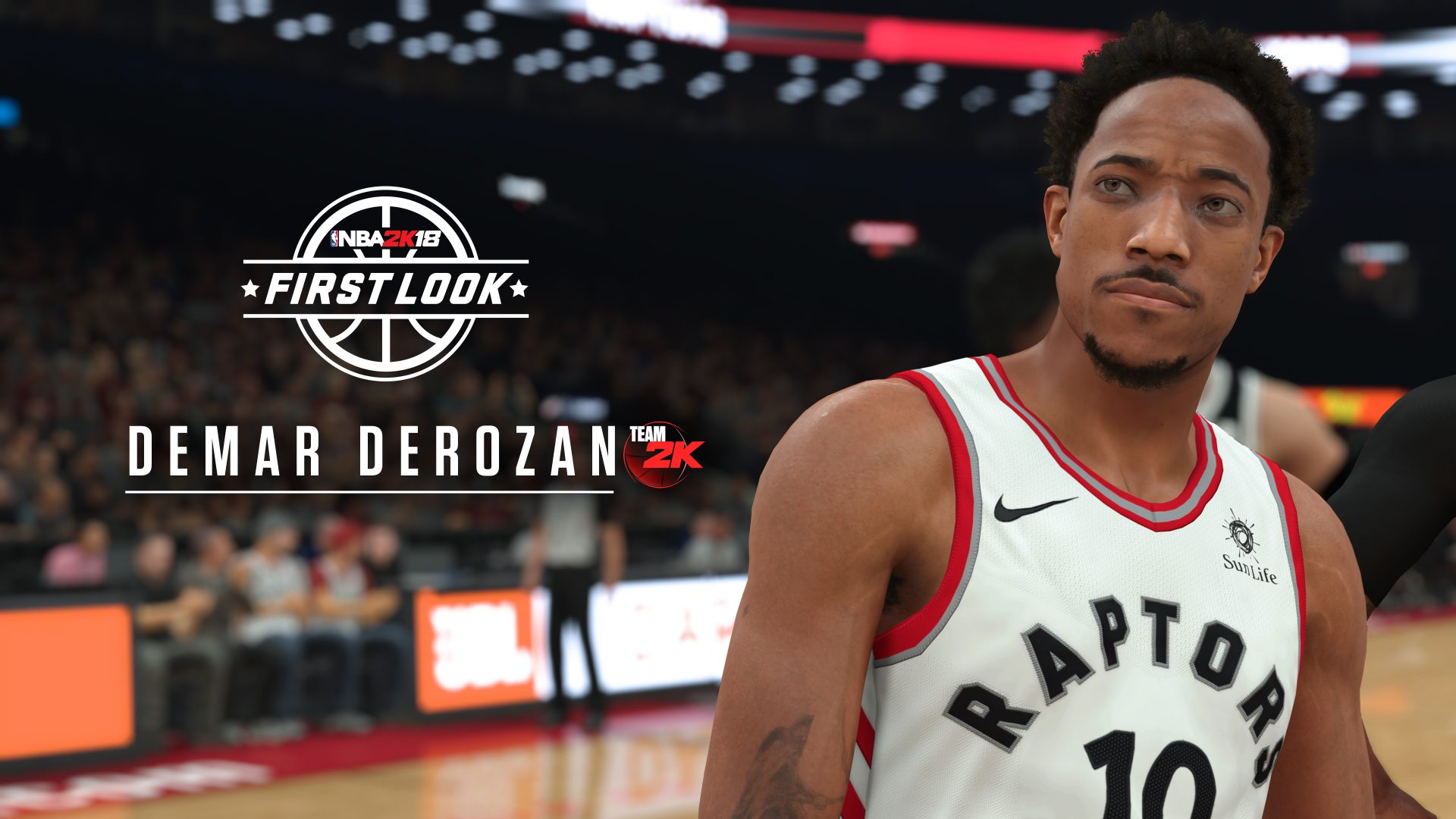 2K Releases First In-Game Screens for NBA 2K18