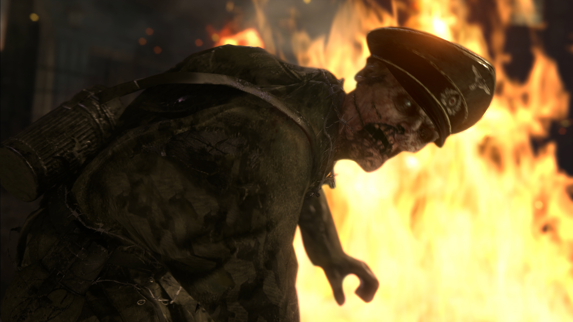 A new trailer for Call of Duty: World War 2 Zombies has been released