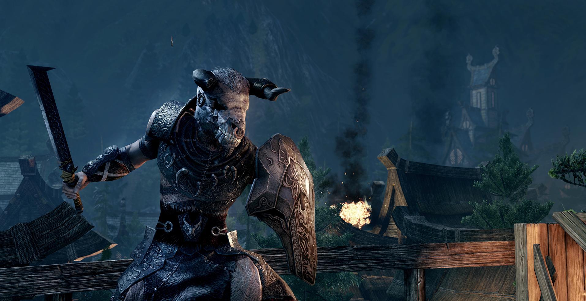 Next Elder Scrolls Online Update Detailed