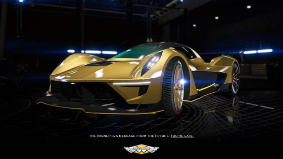 Vagner GTA 5 Online
