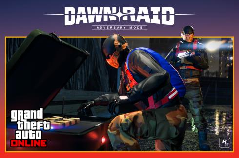 Dawn Raid GTA 5 Online