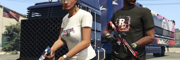 GTA Online Gets Patriotic with Its Latest Update