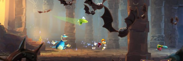 Rayman Makes Its Debut On Switch This Fall