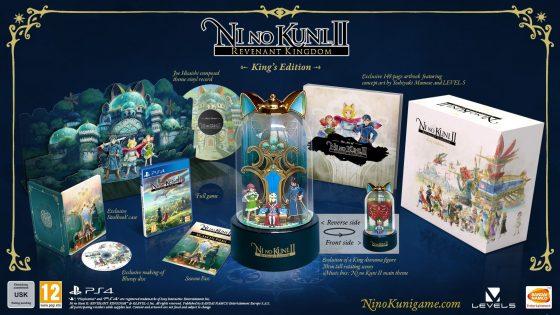 Ni no Kuni 2 Kings Edition | GGS Gamer