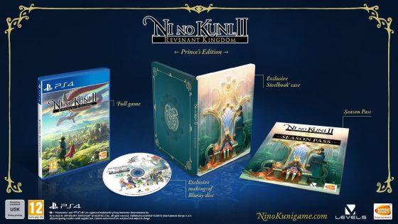 Ni no Kuni 2 Princes Edition | GGS Gamer