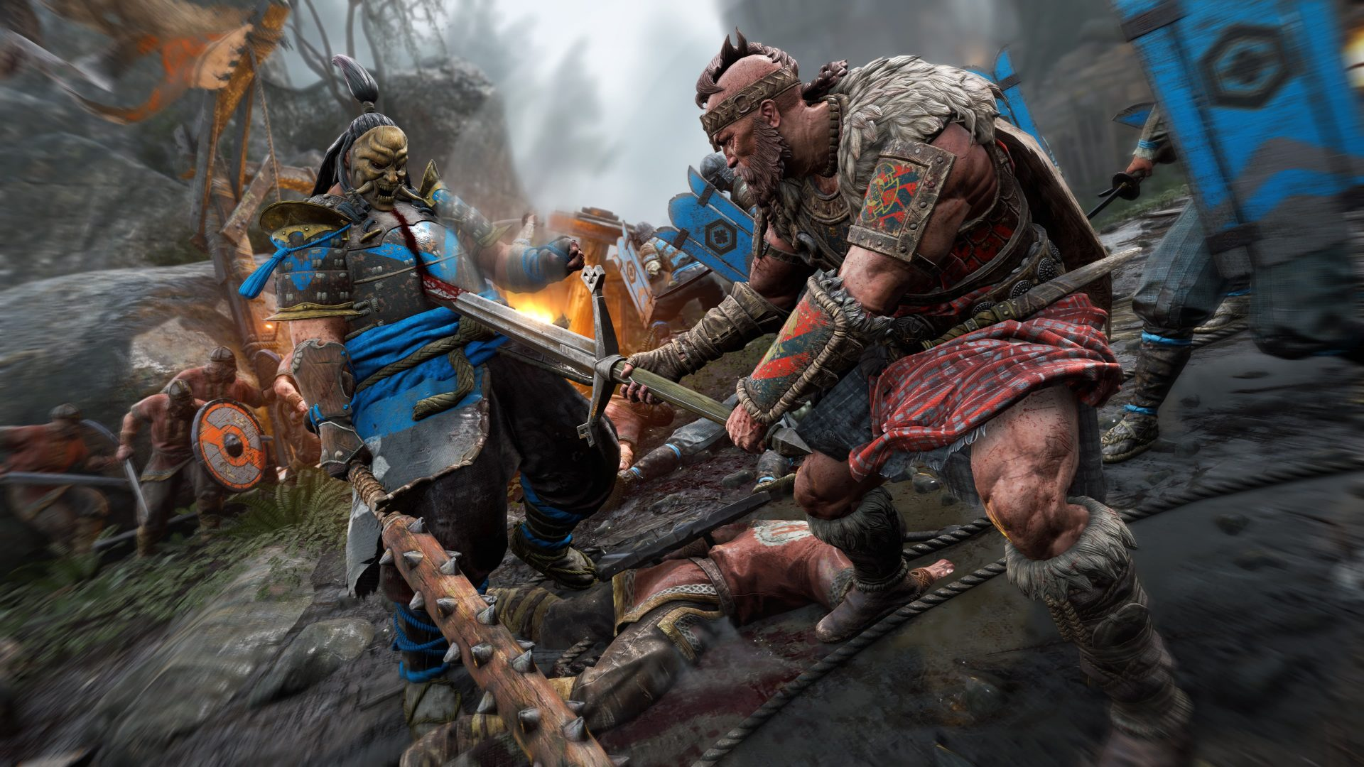 For Honor Season 3 Launches Next Week