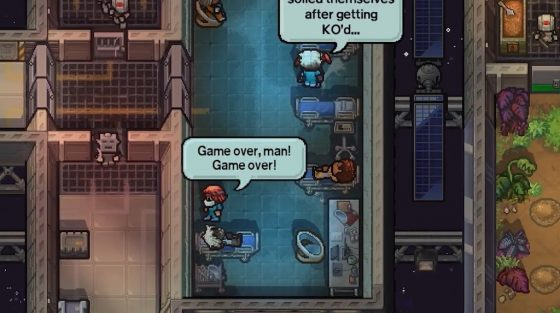 Escapists 2 Game Over Man | GGS Gamer