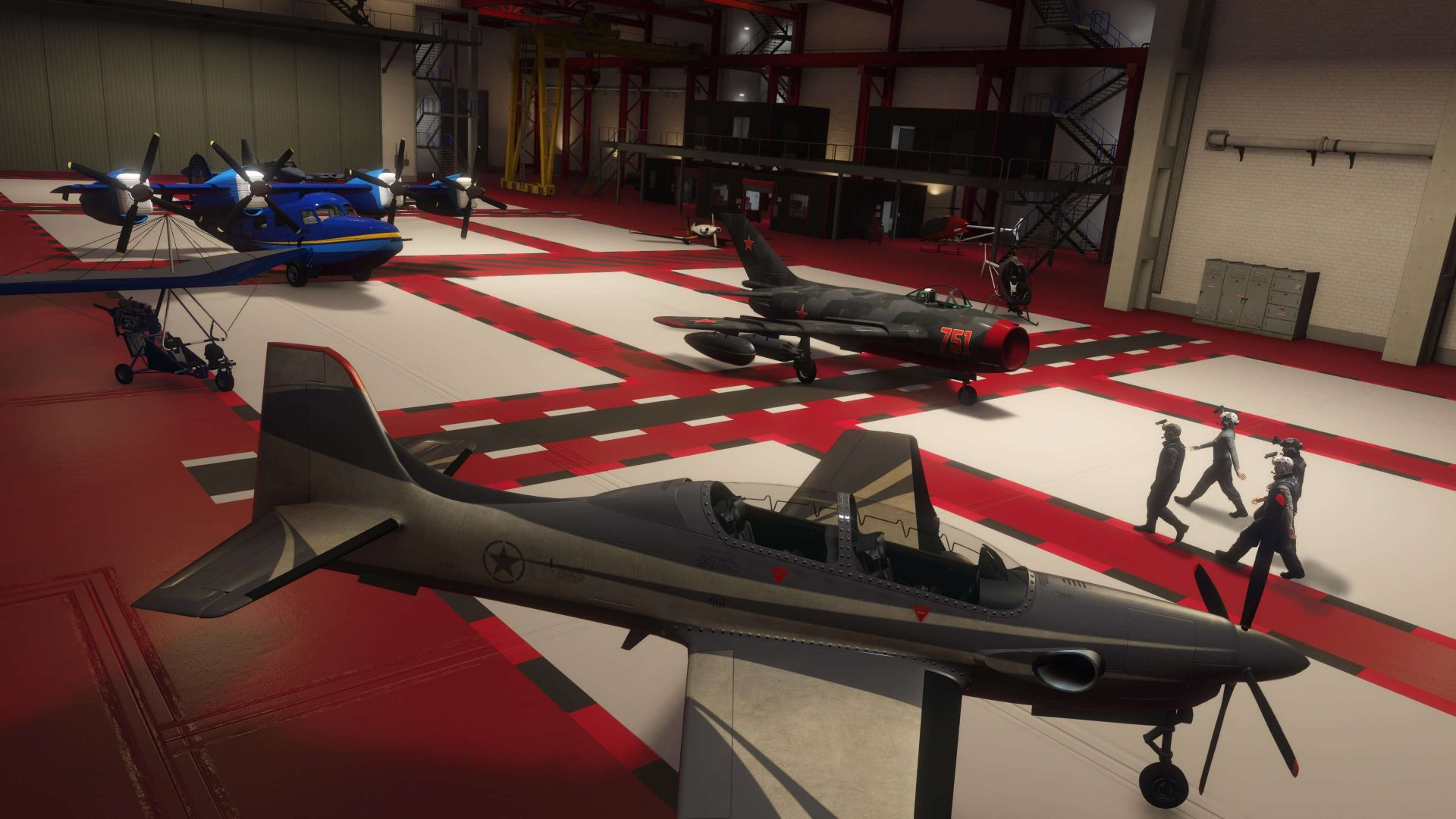 GTA 5's Smuggling Takes to the Sky in the Latest Online Update