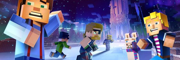 Minecraft Story Mode Episode 2 Arrives Tomorrow