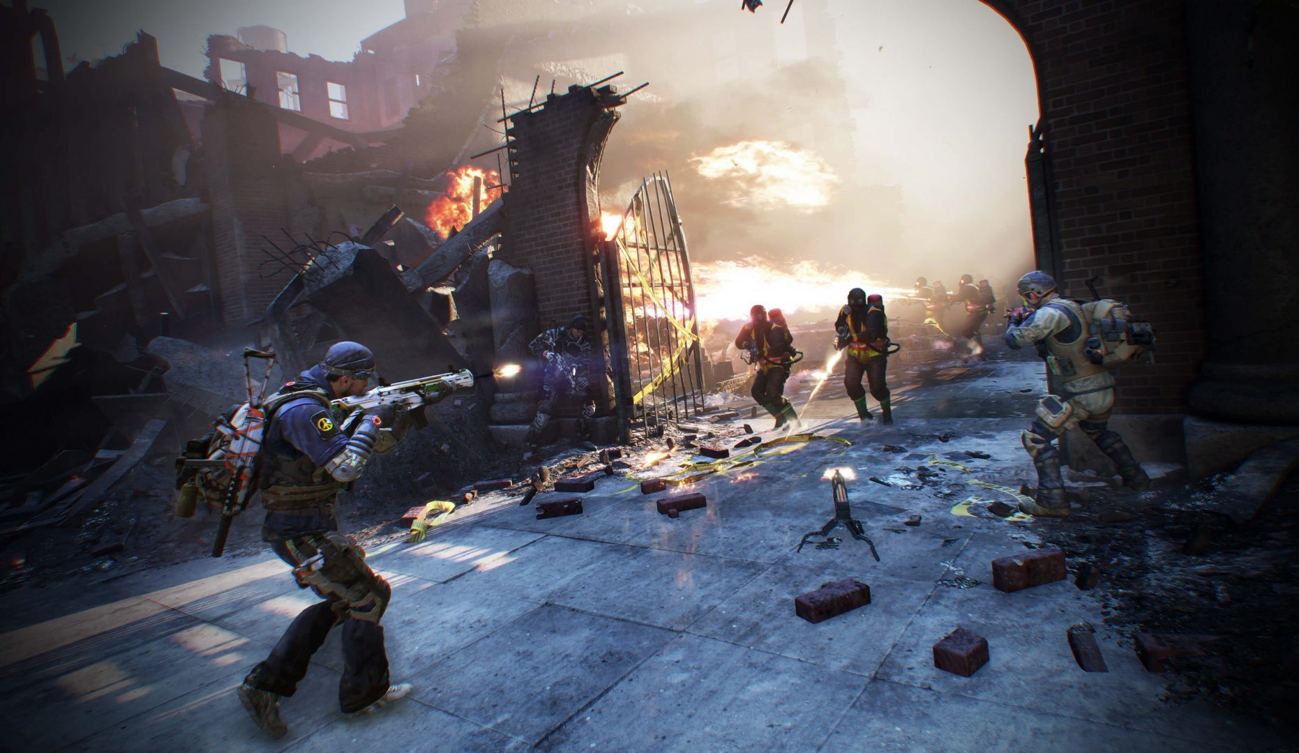 Update 1.7 for The Division Set For Release