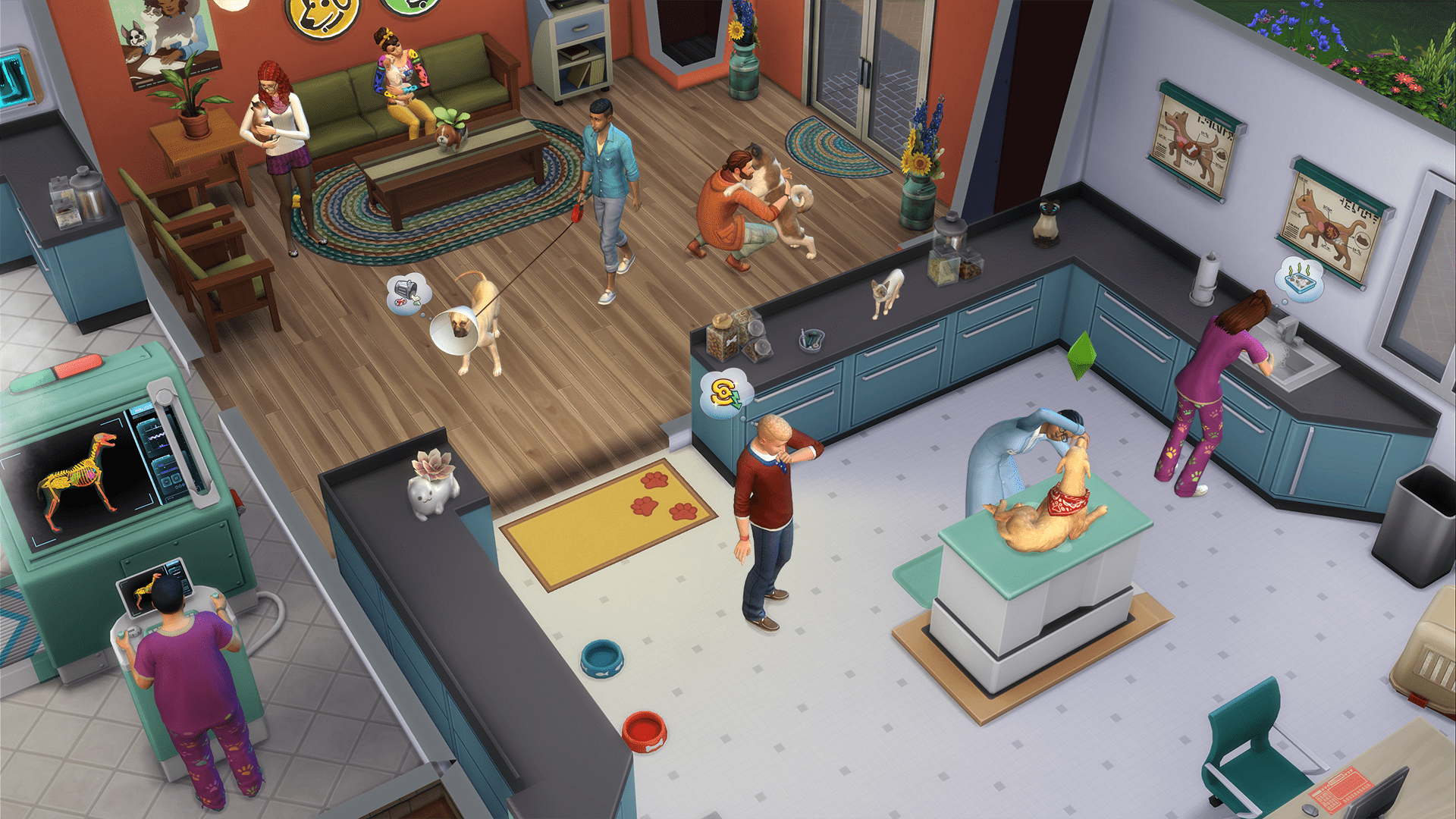 Cats And Dogs Coming To The Sims 4