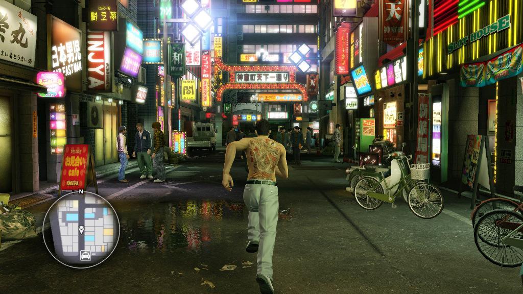 Yakuza Kiwami DLC Detailed