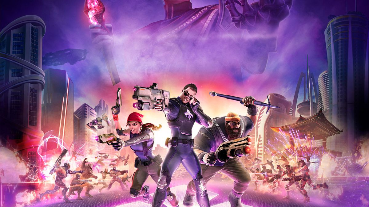 Review: Agents of Mayhem