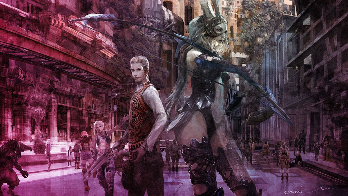 Review: Final Fantasy 12: The Zodiac Age