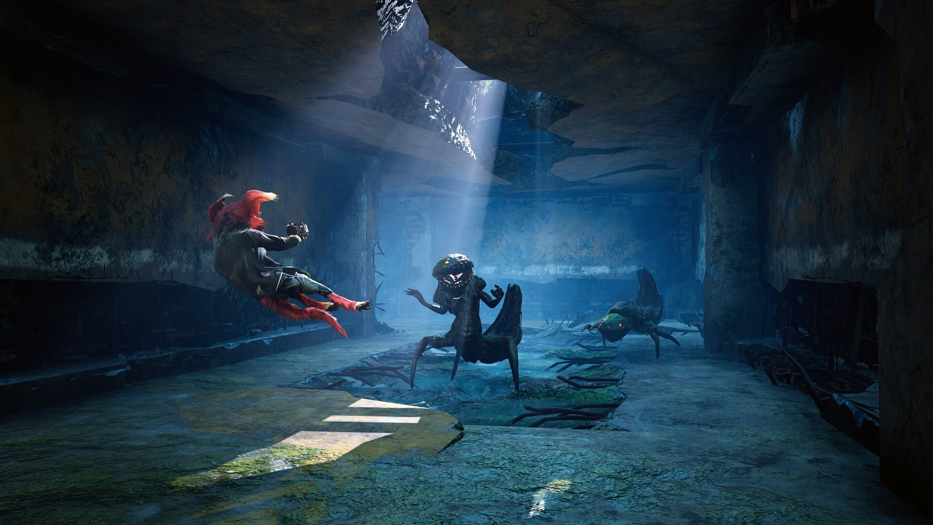 THQ Nordic Announces Biomutant ARPG for 2018