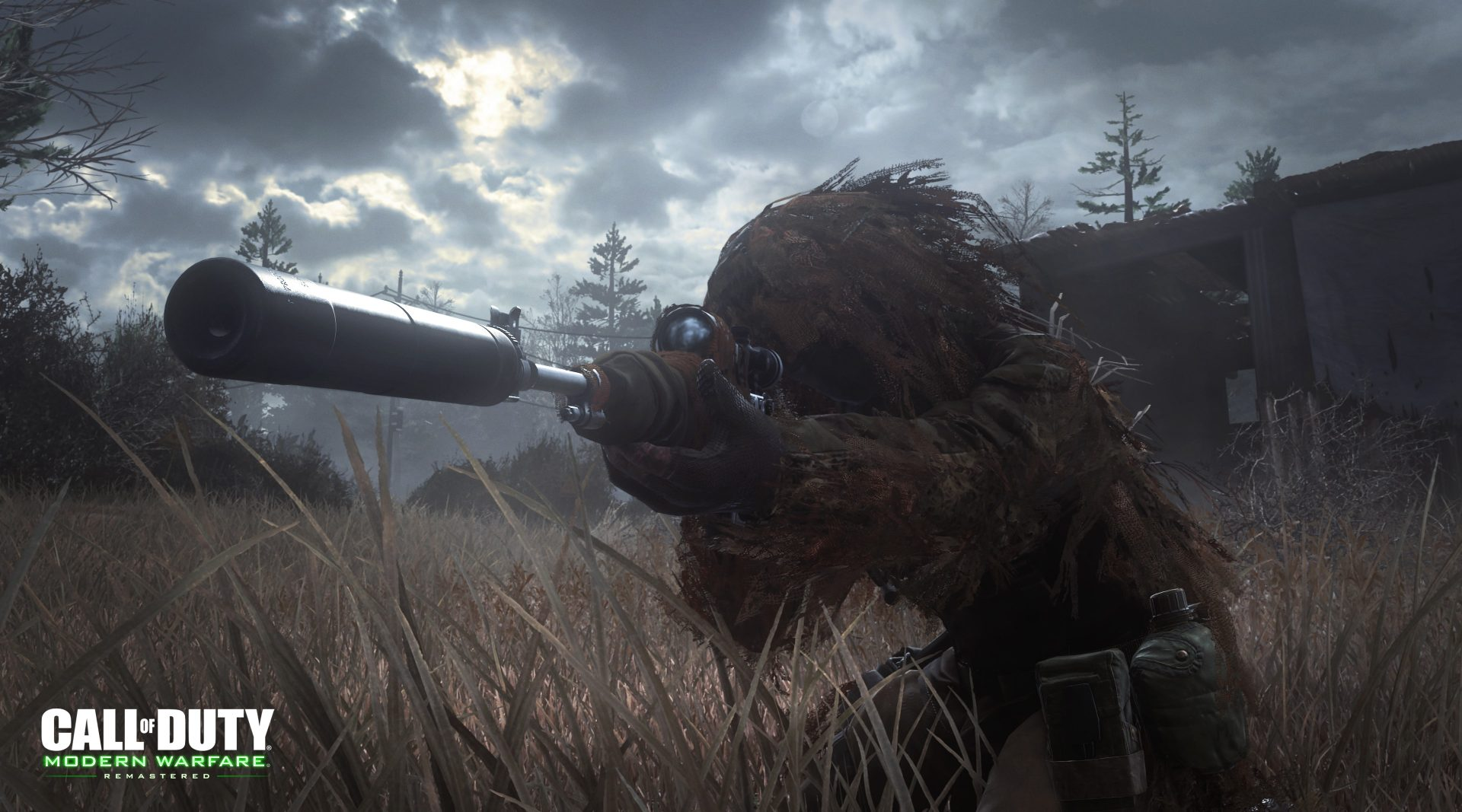 One Hour Tour: Call Of Duty: Modern Warfare Remastered
