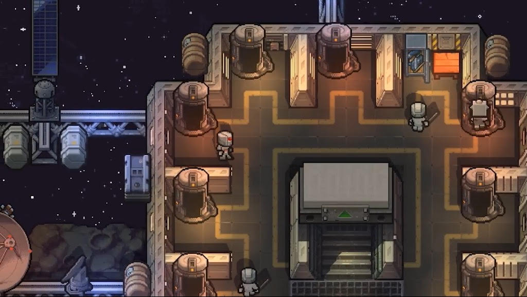 Escapists 2 Goes to Space in the New Trailer