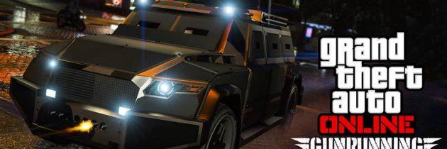 GTA Online: HVY Nightshark Crashes the Party and New Adversary Mode Added