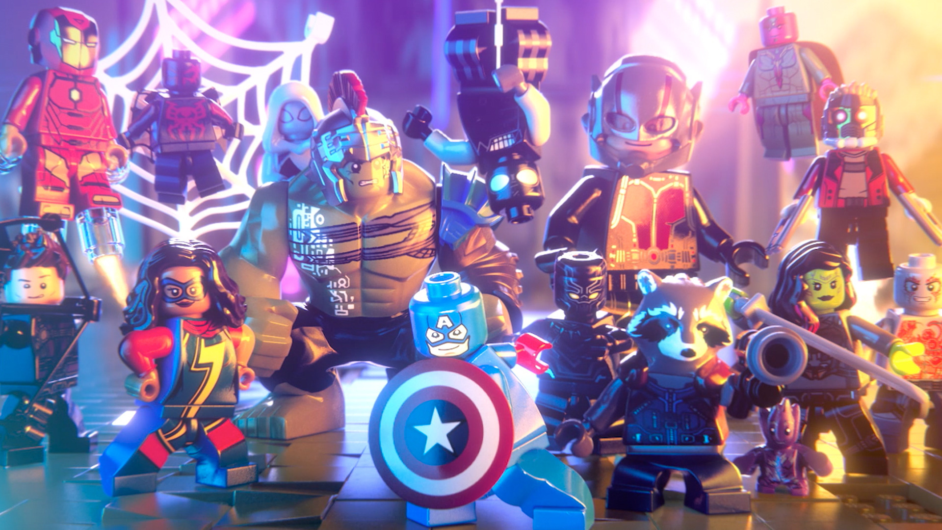 New DLC for Lego Marvel Super Heroes 2: Marvel's Ant Man and the Wasp
