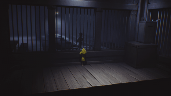 little nightmares comic review | GGS Gamer