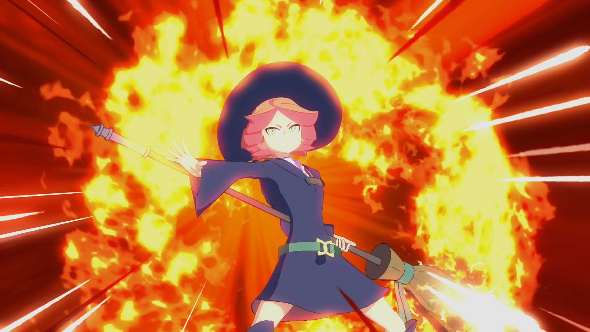 Little Witch Academia: Chamber of Time Gets New Trailer
