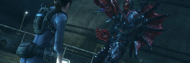Resident Evil Revelations Coming To Current-Gen