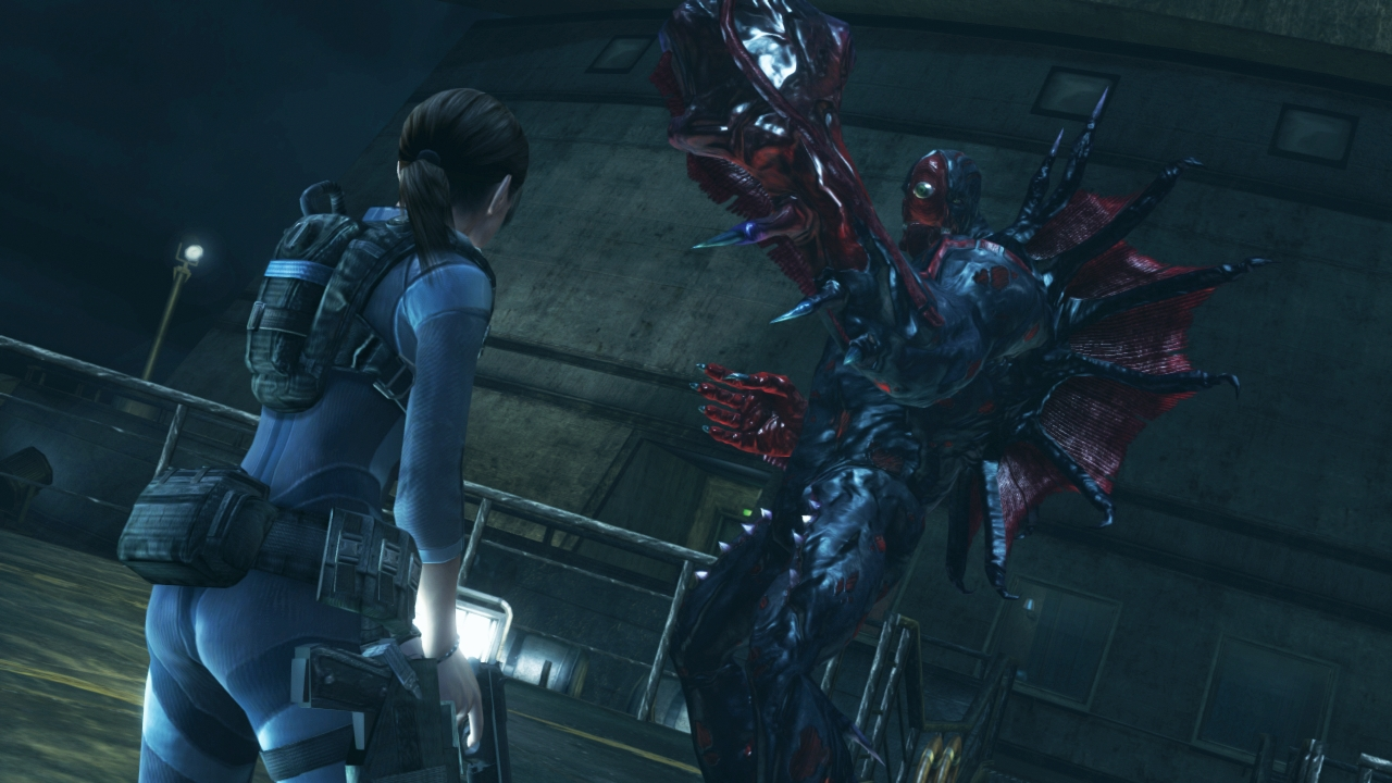 Resident Evil Revelations Weights Anchor and Climbs Aboard PS4 and Xbox One.
