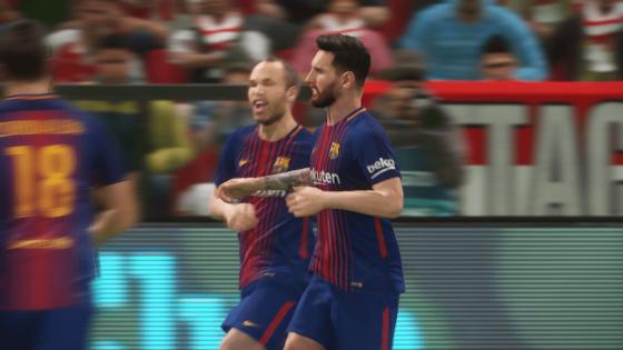 PES 2018 Messi | GGS Gamer