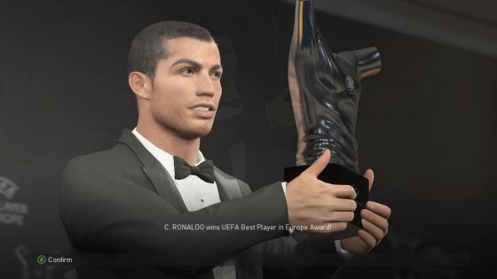 PES 2018 Ronaldo | GGS Gamer